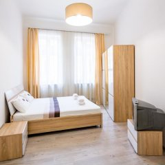 Апартаменты Do Lvova Central Apartments комната для гостей фото 3