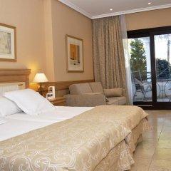 Отель SH Villa Gadea 5* Улучшенный номер с различными типами кроватей фото 2