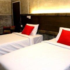 Отель Bangkok 68 3* Стандартный номер с 2 отдельными кроватями