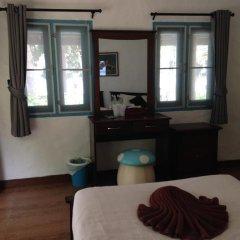 Отель In Touch Resort 3* Улучшенное бунгало с различными типами кроватей фото 2