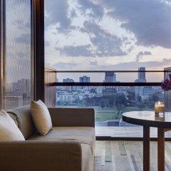 Отель Hansar Bangkok 5* Люкс повышенной комфортности с различными типами кроватей фото 3