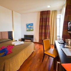 Отель Victoria Terme 4* Стандартный номер фото 4