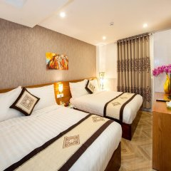 Acacia Saigon Hotel 3* Стандартный семейный номер с двуспальной кроватью фото 3