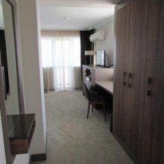 Отель Interhotel Cherno More 4* Номер Делюкс с различными типами кроватей фото 7