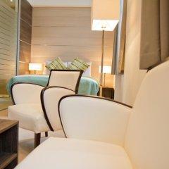 Отель TheWesley 4* Представительский люкс с различными типами кроватей фото 5