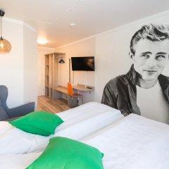Отель Fjordgaarden Mo комната для гостей фото 3