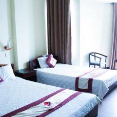 Отель Thuy Van Hotel Вьетнам, Вунгтау - отзывы, цены и фото номеров - забронировать отель Thuy Van Hotel онлайн комната для гостей фото 3