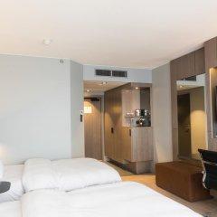 Отель Hilton Helsinki Strand 4* Стандартный номер с 2 отдельными кроватями фото 6
