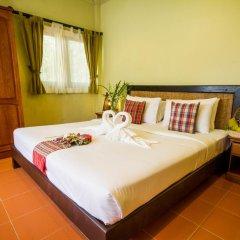 Отель Anahata Resort Samui (Old The Lipa Lovely) 3* Улучшенный номер с различными типами кроватей фото 3