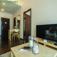 Отель The Title Phuket 4* Номер Делюкс с разными типами кроватей фото 10