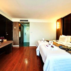 Jomtien Garden Hotel & Resort 4* Номер Делюкс с различными типами кроватей фото 20