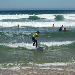 Отель Nesha Surf Flat спортивное сооружение