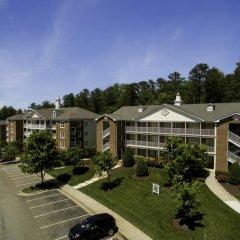 Отель Holiday Inn Club Vacations Williamsburg Resort парковка