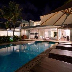 Отель C151 Smart Villas Dreamland 5* Вилла с различными типами кроватей фото 16