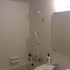 Отель Century Art Хаката ванная