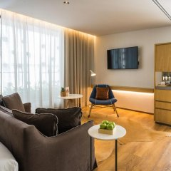 Отель Ad Lib 4* Стандартный номер с различными типами кроватей фото 15