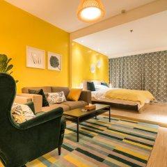 Guangzhou Jinzhou Hotel 3* Стандартный номер с различными типами кроватей фото 11