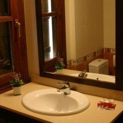 Отель Hostal Matazueras Апартаменты с различными типами кроватей фото 19