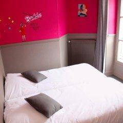 Отель Hôtel Absolute Paris République 2* Стандартный номер с различными типами кроватей фото 5