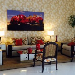 Отель Carnaval Hotel Casino Парагвай, Тринидад - отзывы, цены и фото номеров - забронировать отель Carnaval Hotel Casino онлайн интерьер отеля фото 3