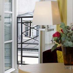 Отель Hôtel Opéra Richepanse 4* Номер Делюкс с различными типами кроватей фото 23