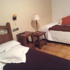 Отель Fonda Carrera удобства в номере
