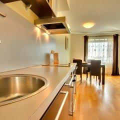 Апартаменты Daily Apartments Viru Penthouse Таллин в номере фото 2