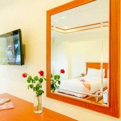 Отель Phaithong Sotel Resort 3* Улучшенный номер с двуспальной кроватью фото 19
