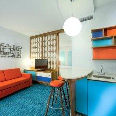 Отель Universals Cabana Bay Beach Resort 3* Люкс с различными типами кроватей фото 2