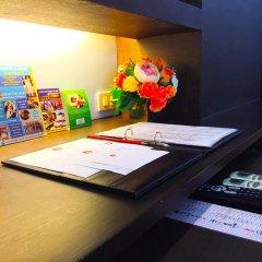 I Residence Hotel Silom 3* Полулюкс с различными типами кроватей фото 4