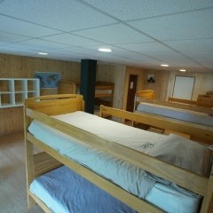 Отель Latas Surf House комната для гостей