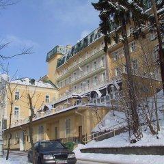 Spa Hotel Vltava вид на фасад фото 2