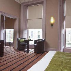 Best Western Glasgow City Hotel 3* Представительский номер с разными типами кроватей фото 2