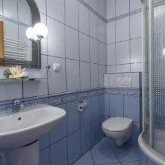Отель Pensjonat Pod Giewontem Закопане ванная фото 2