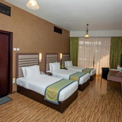 Florida International Hotel 2* Стандартный номер с различными типами кроватей фото 3