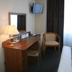 Гостиница Венец 3* Улучшенный номер разные типы кроватей фото 8
