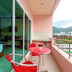 Отель Phusita House 3 2* Улучшенный номер с различными типами кроватей фото 20