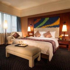 Sunshine Hotel Shenzhen 5* Стандартный номер с различными типами кроватей