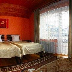 Гостиница Zoriana Номер Делюкс с двуспальной кроватью фото 4