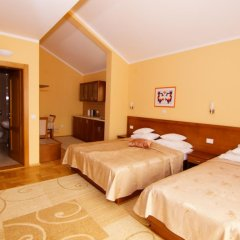 Hotel Stella di Mare 4* Апартаменты с различными типами кроватей фото 13