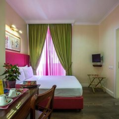 Отель I Giardini Del Quirinale Стандартный номер с двуспальной кроватью фото 7