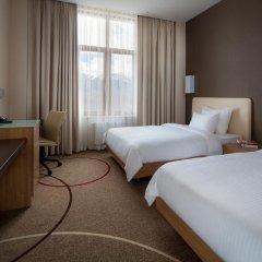 Гостиница Горки Панорама 4* Стандартный номер с 2 отдельными кроватями