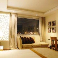 Отель Farah Casablanca 5* Номер Делюкс с различными типами кроватей фото 2