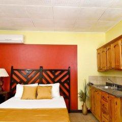 Отель Kaz Kreol Beach Lodge & Wellness Retreat 3* Люкс с различными типами кроватей фото 5