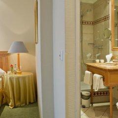 Central-Hotel Kaiserhof 4* Стандартный номер с различными типами кроватей фото 2