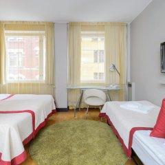 Original Sokos Hotel Albert 4* Стандартный номер с разными типами кроватей фото 12
