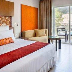 Отель Millennium Resort Patong Phuket 5* Номер Делюкс с двуспальной кроватью фото 5