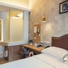 BIG Hotel 4* Номер категории Премиум с различными типами кроватей фото 9