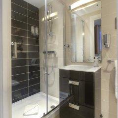 Отель Comfort Inn & Suites Kings Cross Лондон ванная