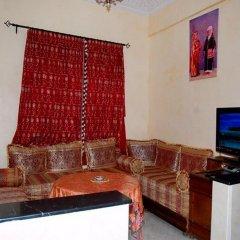 Отель Residence Miramare Marrakech 2* Стандартный номер с различными типами кроватей фото 33